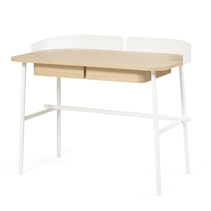 Victor Schreibtisch von Hartô in Weiß (RAL 9016)