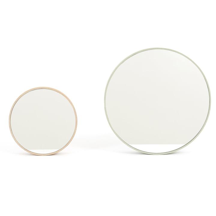 Odilon Spiegel in zwei Größen