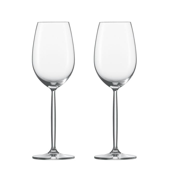 Diva Weinglas Weißwein (2er-Set) von Schott Zwiesel