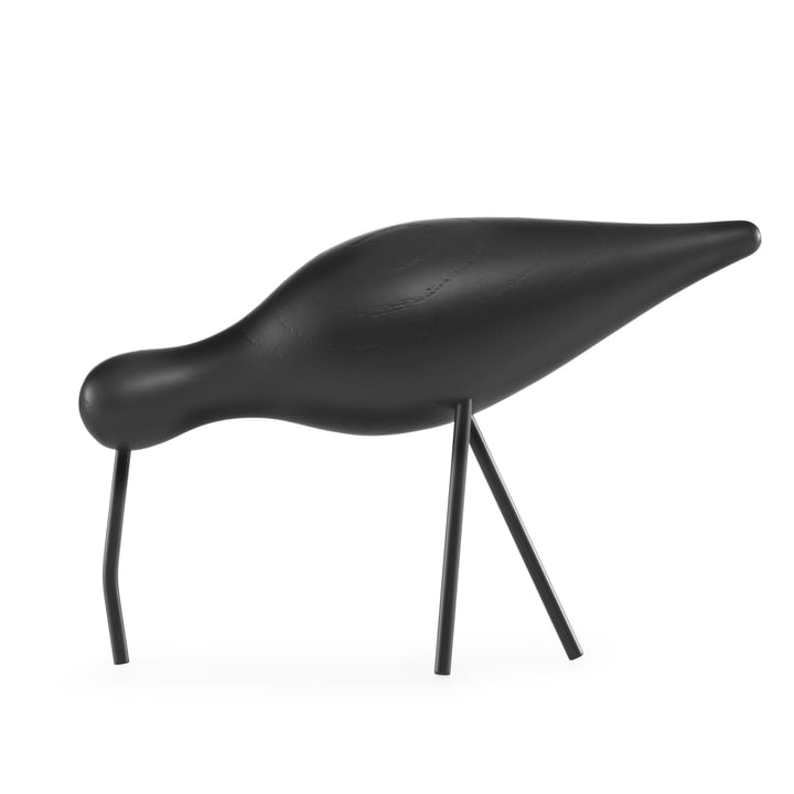 Shorebird Large von Normann Copenhagen in Schwarz