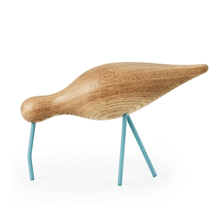 Shorebird Large von Normann Copenhagen in Sea Blue