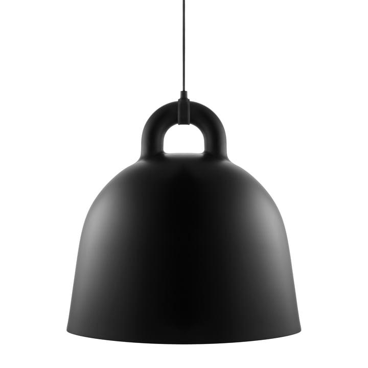 Bell Pendelleuchte von Normann Copenhagen in schwarz (large)