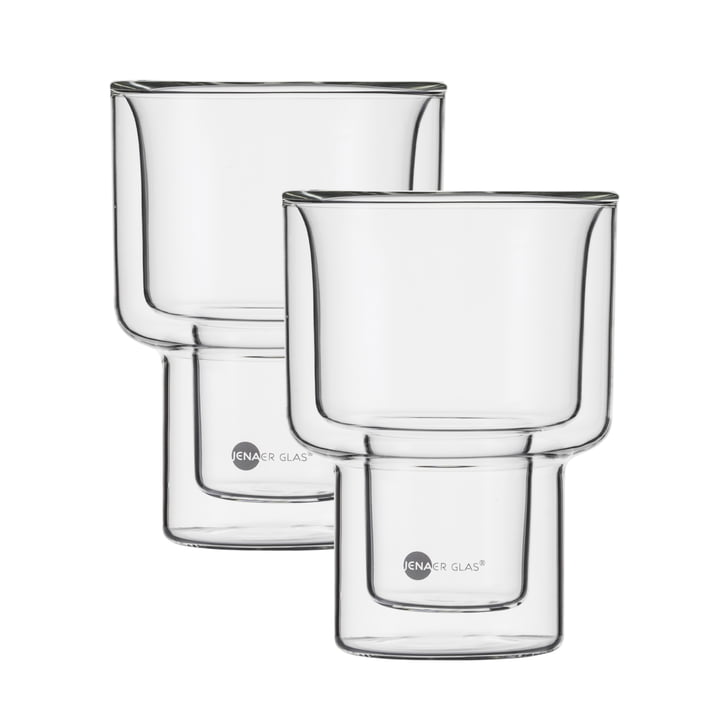 Jenaer Glas - Match Becher L (2er-Set)