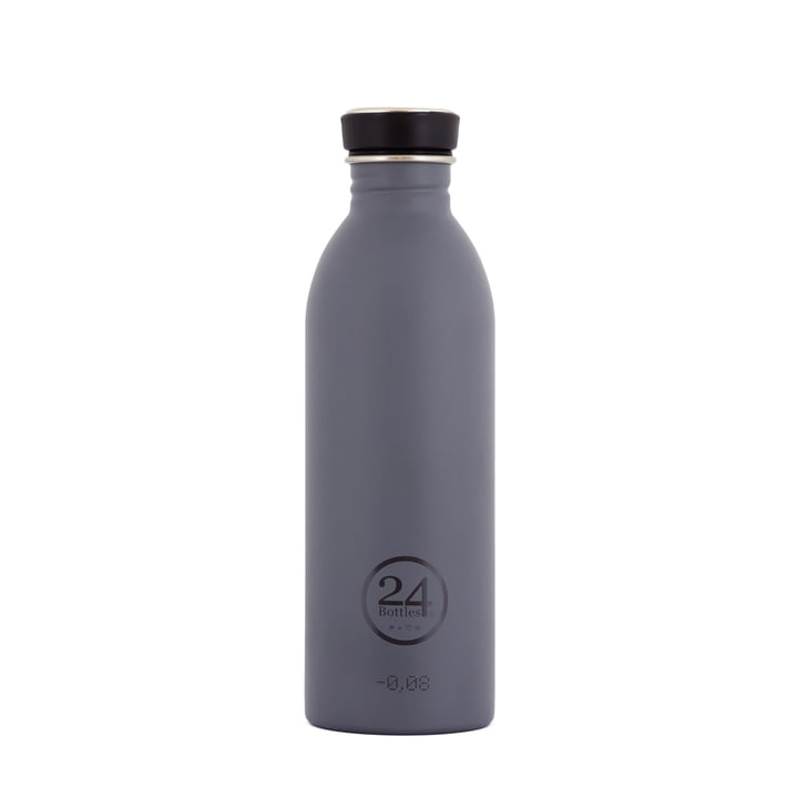 24Bottles - Be urban Be green Edition 0,5 L, formal grey