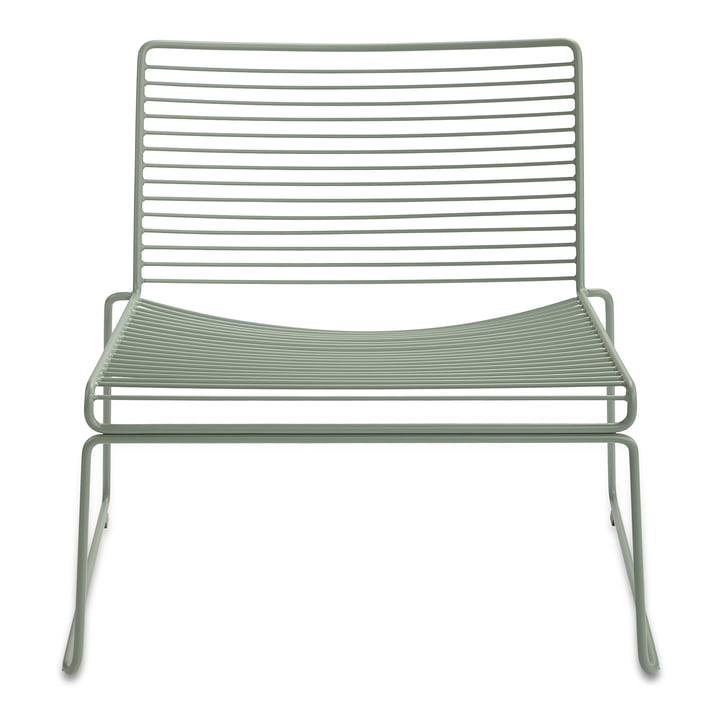 Hee Lounge Chair von Hay in Army