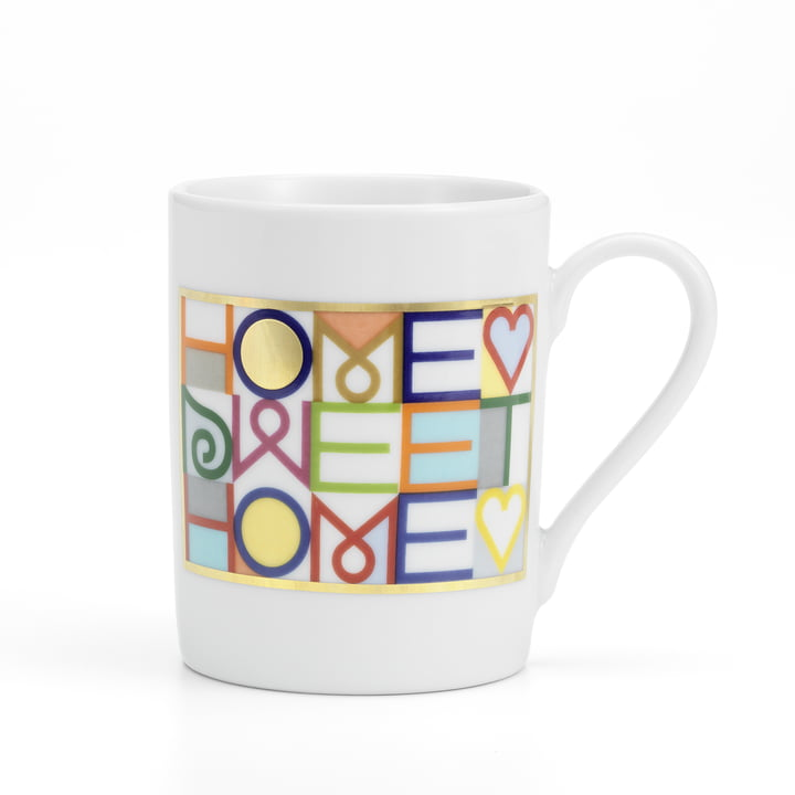 Der Coffee Mug, Home Sweet Home von Vitra
