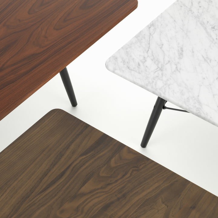 Die Eames Coffee Table von Vitra