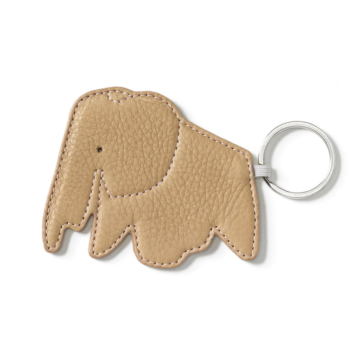 Key Ring Elephant von Vitra in Natural