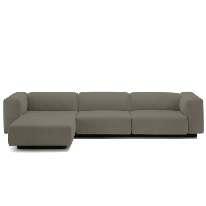 soft modular ecksofa von vitra online kaufen. Black Bedroom Furniture Sets. Home Design Ideas
