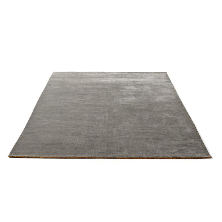 Der &Tradition The Moor Rug - AP7 in der Größe 200 x 300 cm in Grey Moss