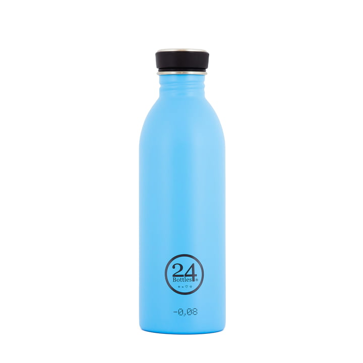 24Bottles - Be urban Be green Edition 0,5 L, lagoon blue