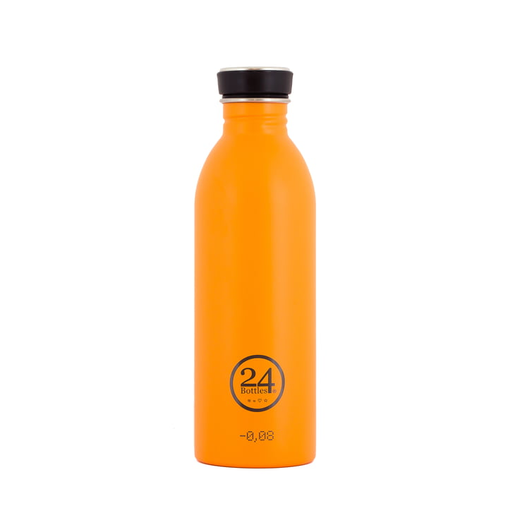 24Bottles - Be urban Be green Edition 0,5 L, total orange