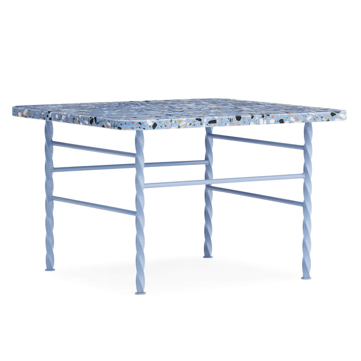 Normann Copenhagen - Terra Table groß, blau