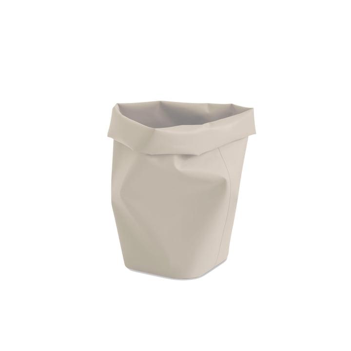 L&Z - Roll-Up Behälter S, achatgrau