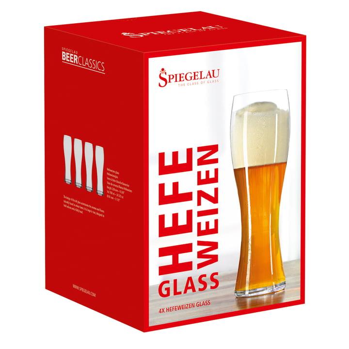 Hefeweizenglas 4er-Set von Spiegelau