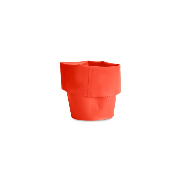 L&Z - Roll-Up Behälter XS, blutorange
