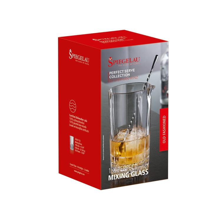 Perfect Serve Mixing Glas Geschenkkarton von Spiegelau