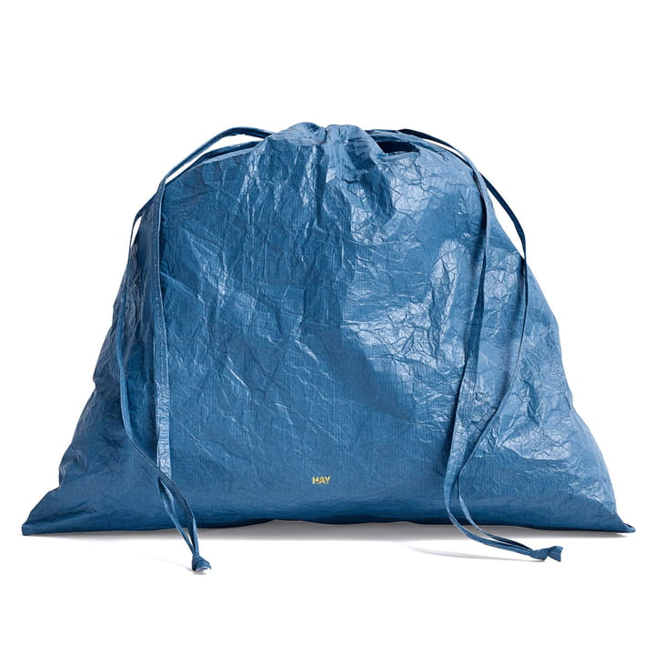 Hay - Packing Essentials mit Zugschnur, blau, Größe L
