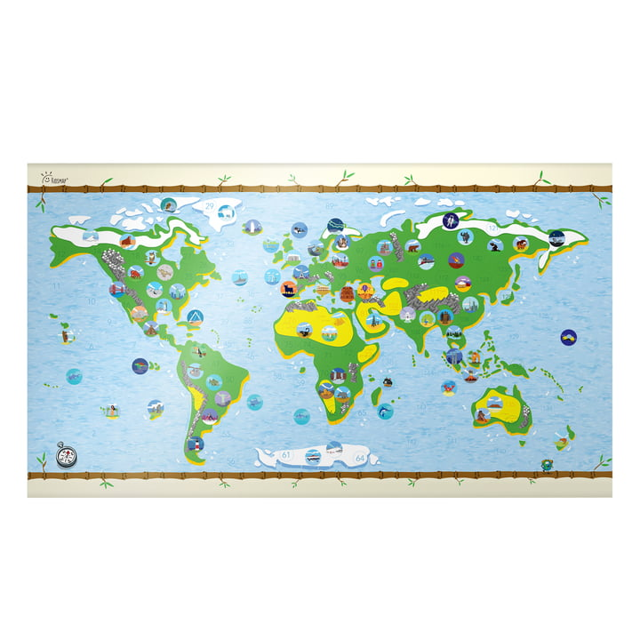 Kids Map von Awesome Maps