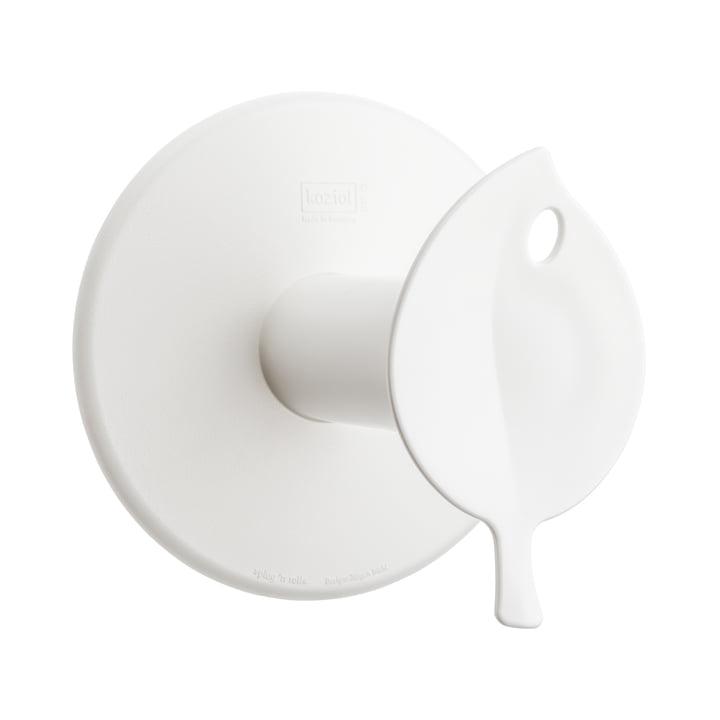 Sense WC-Rollenhalter von Koziol in Weiß