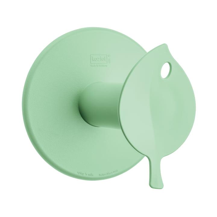 Sense WC-Rollenhalter von Koziol in Solid Mint