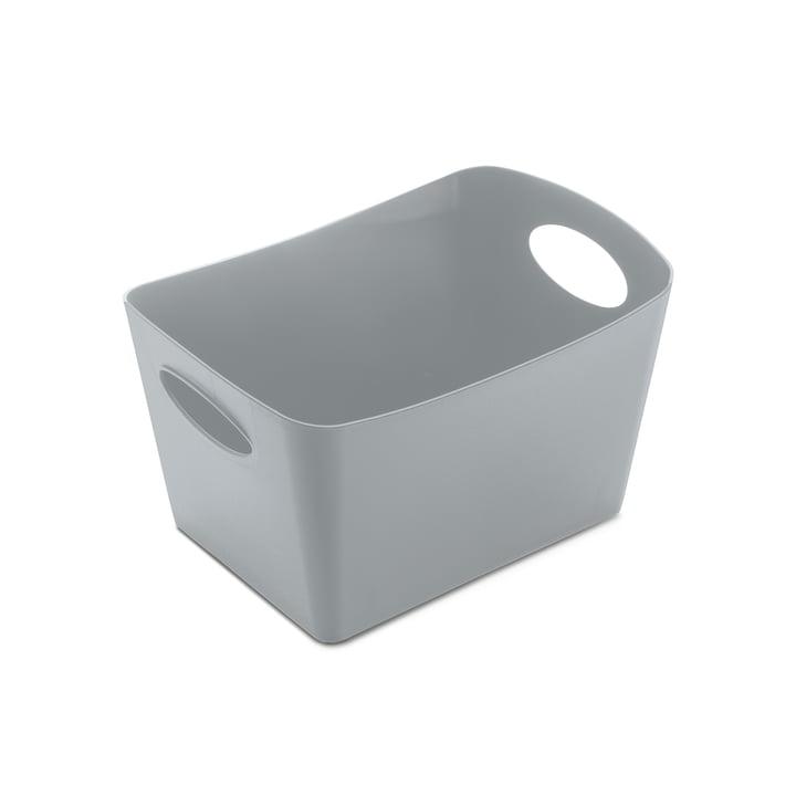 Boxxx S Aufbewahrungsbox von Koziol in Grau