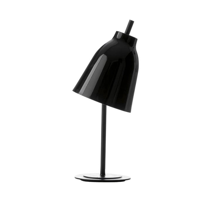Caravaggio Tischleuchte von Lightyears in glänzend Schwarz