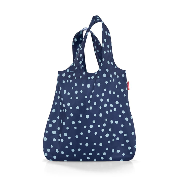 mini maxi shopper von reisenthel in spots navy