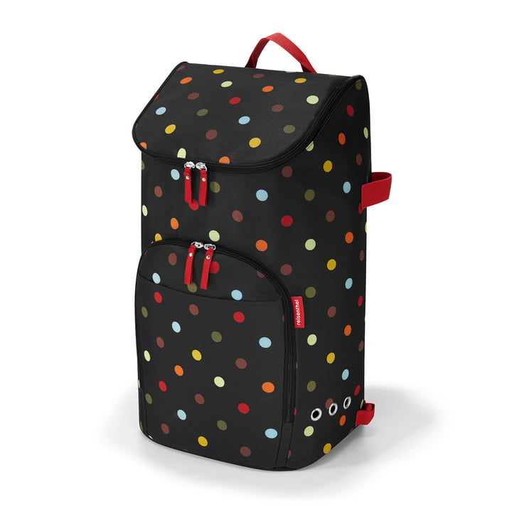Der reisenthel - citycruiser bag Einkaufstrolley in dots