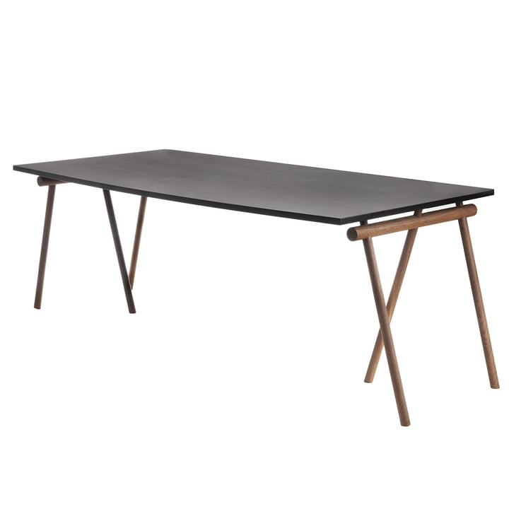 Der applicata - Stick top Tisch in schwarz