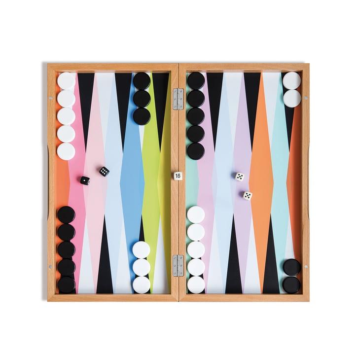 Backgammon Brettspiel von Remember