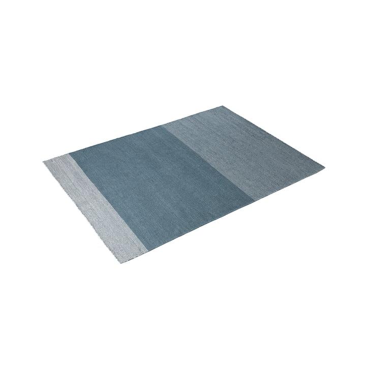 Muuto - Varjo Teppich 170 x 240 cm, blau