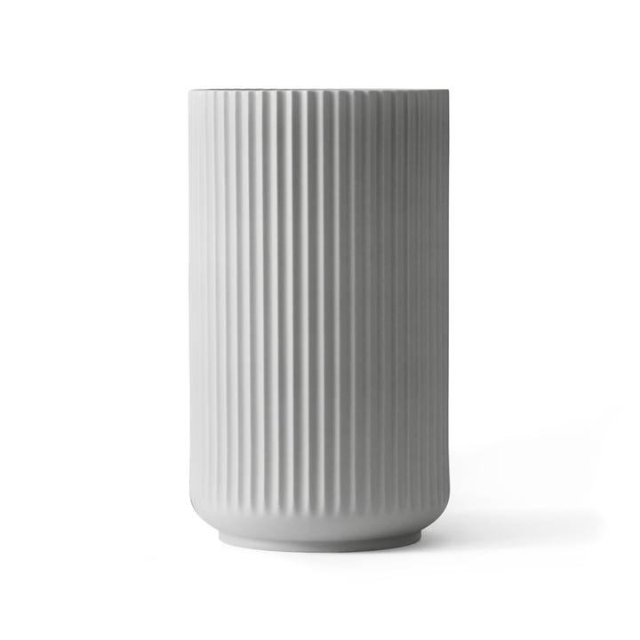 Lyngby Porcelæn - Lyngbyvase, hellgrau, H 25 cm