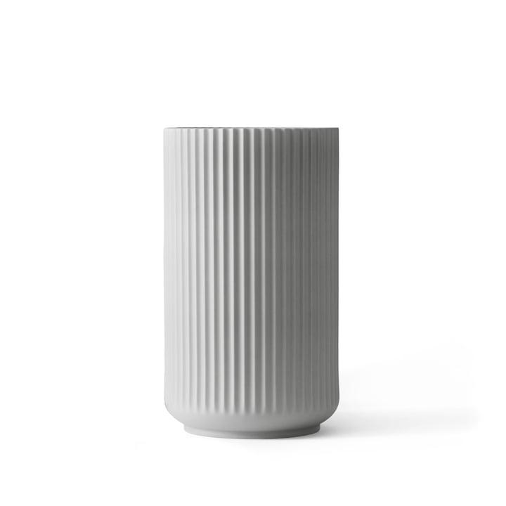 Lyngby Porcelæn - Lyngbyvase, hellgrau, H 15 cm