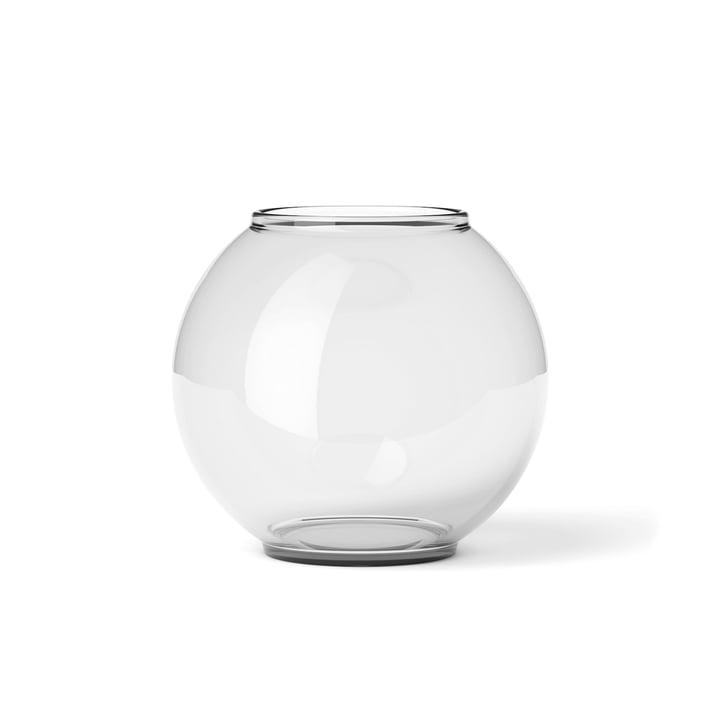 Form Vase Transparent 70/2 von Lyngby Porcelæn