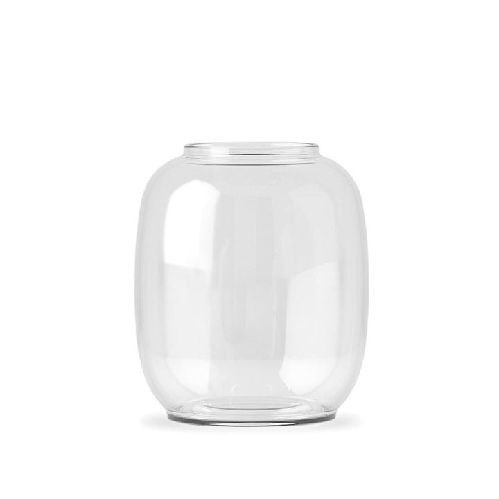 Form Vase Transparent 140/1 von Lyngby Porcelæn