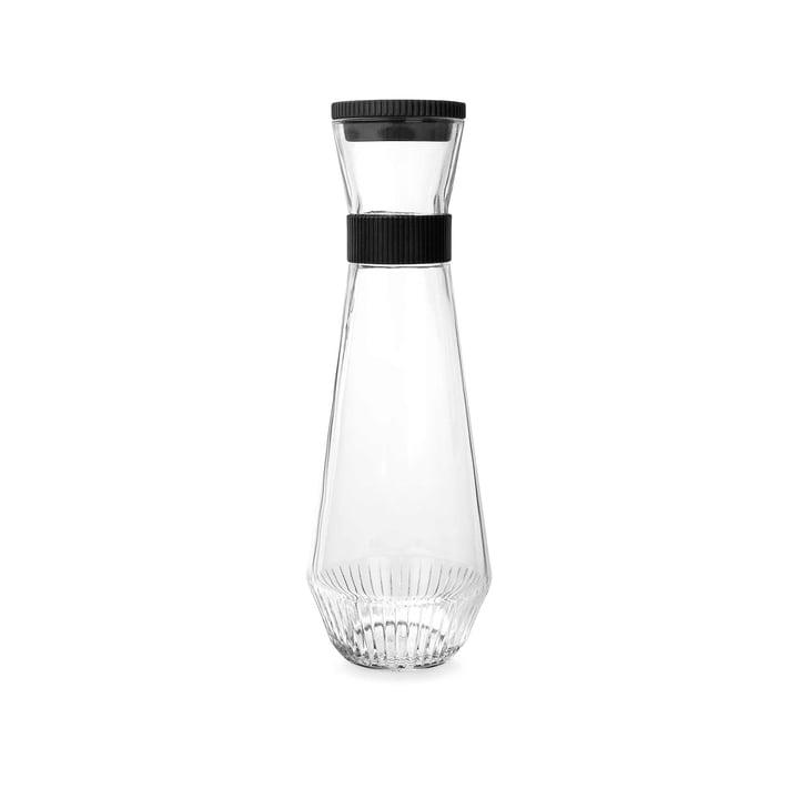 Wasserkaraffe, 0.9 l von Rosendahl in transparent / Schwarz
