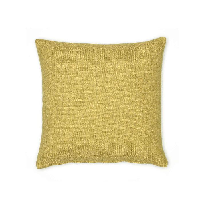 Soft Modular Sofa Kissen 40 x 40 cm von Vitra in Kanariengelb /Ocker (Maize 06)