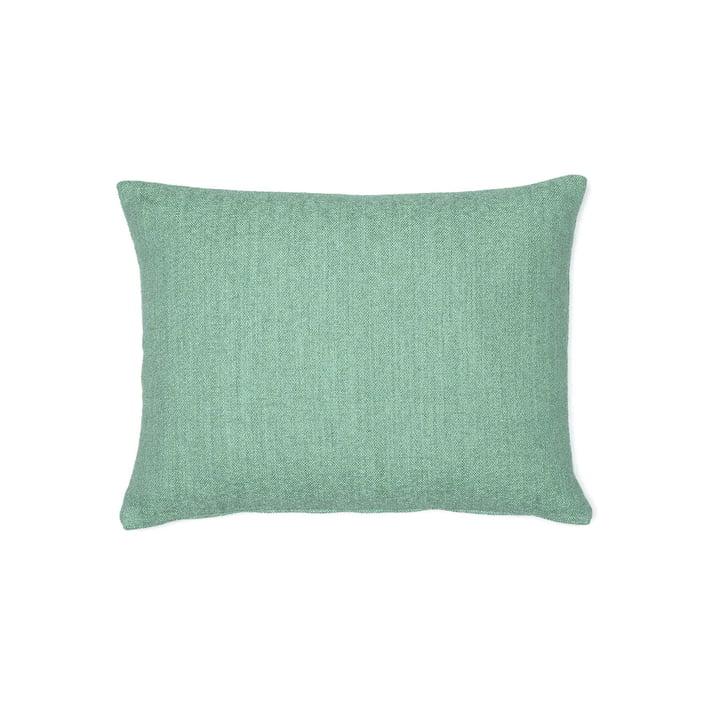 Soft Modular Sofa, Kissen 30 x 40 cm von Vitra in Türkis / Ocker (Maize 05)