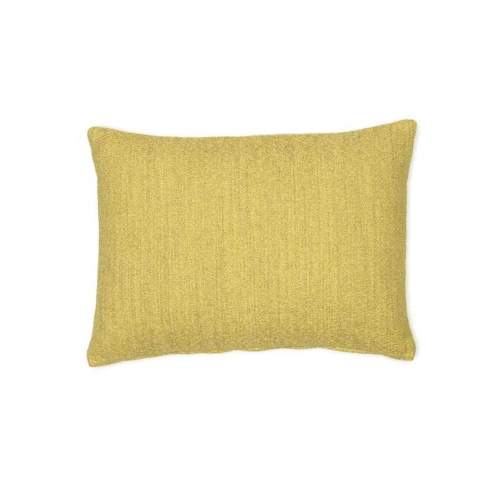 Soft Modular Sofa, Kissen 30 x 40 cm von Vitra in Kanariengelb / Ocker (Maize 06)