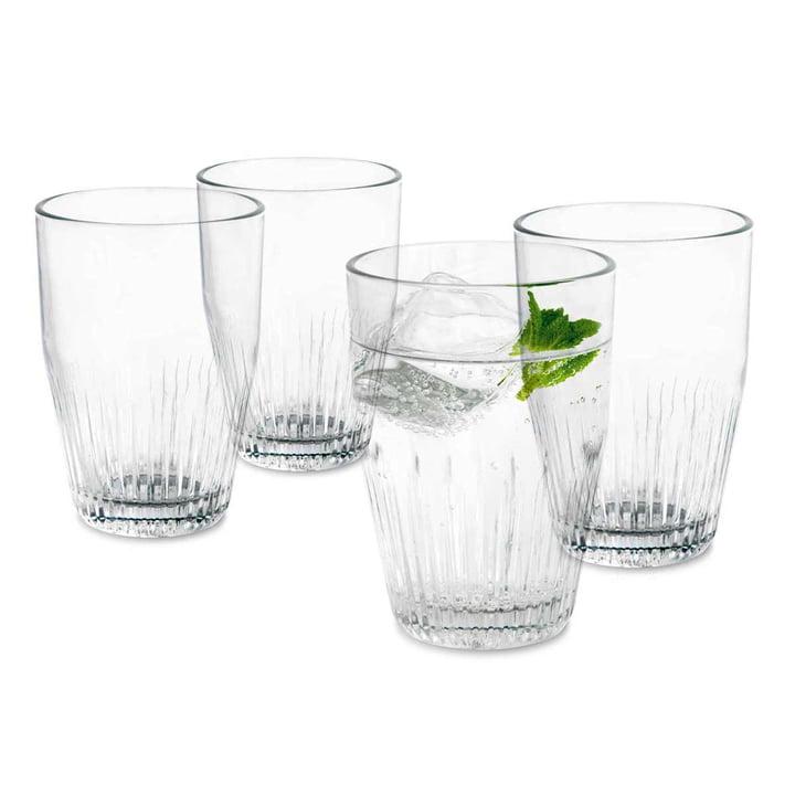 4er-Set Wasserglas 30 cl von Rosendahl