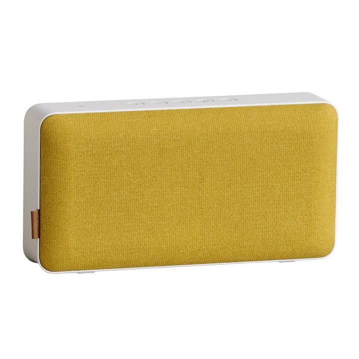 MOVEit - Wi-Fi & Bluetooth Speaker von Sack it in Mustard