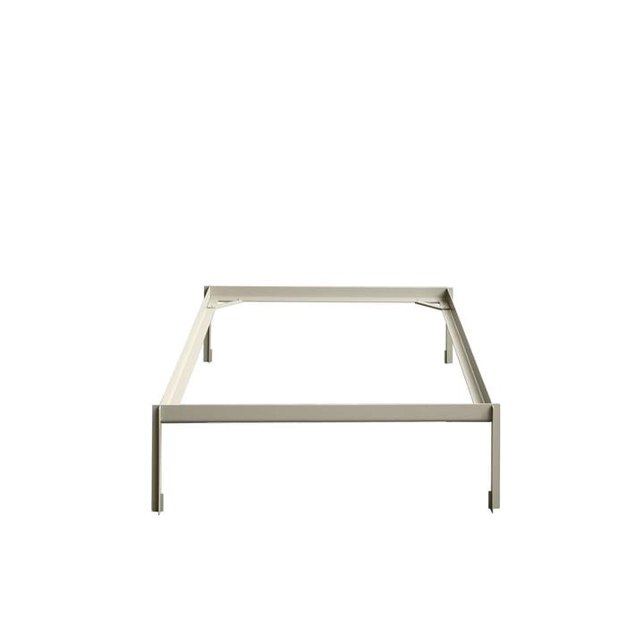 Connect Bett 90 cm von Hay in Grau