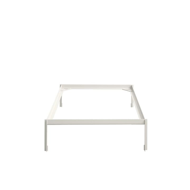 Connect Bett 90 cm von Hay in Weiß