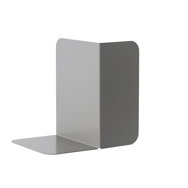 Compile Bookend von Muuto in Grau