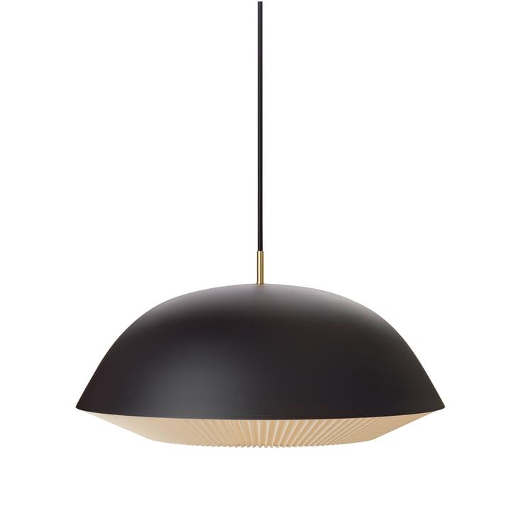 Caché Pendelleuchte XL von Le Klint in Schwarz