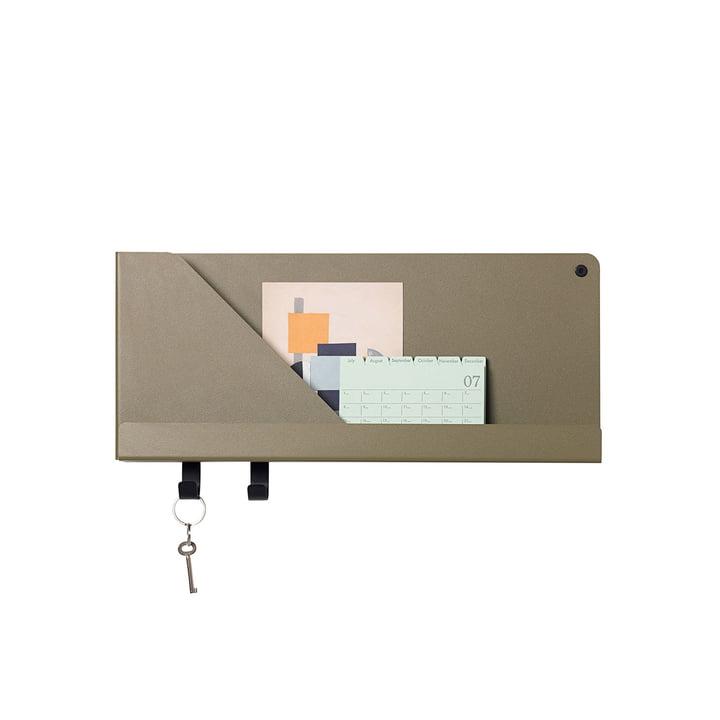 Folded Shelf Small von Muuto