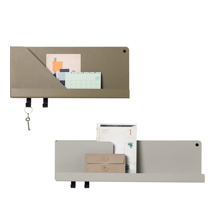 Folded Shelf in Small und Medium
