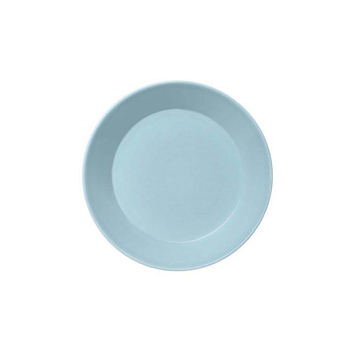 Iittala - Teema Teller flach Ø 17cm, hellblau