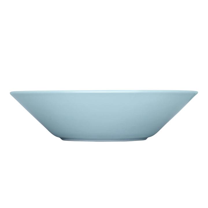 Iittala - Teema Schale / Teller tief Ø 21 cm, hellblau